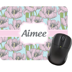 Wild Tulips Mouse Pad (Personalized)