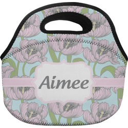 Wild Tulips Lunch Bag (Personalized)