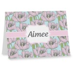 Wild Tulips Note cards (Personalized)