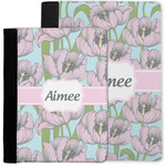 Wild Tulips Notebook Padfolio w/ Name or Text