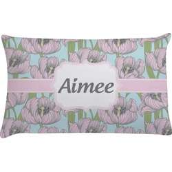 Wild Tulips Pillow Case (Personalized)