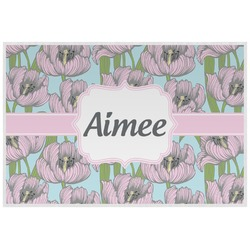 Wild Tulips Placemat (Laminated) (Personalized)