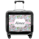 Wild Tulips Pilot / Flight Suitcase (Personalized)