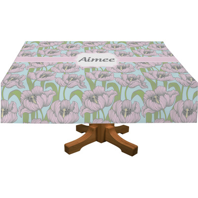 "Wild Tulips Tablecloth - 58""x102"" (Personalized)"