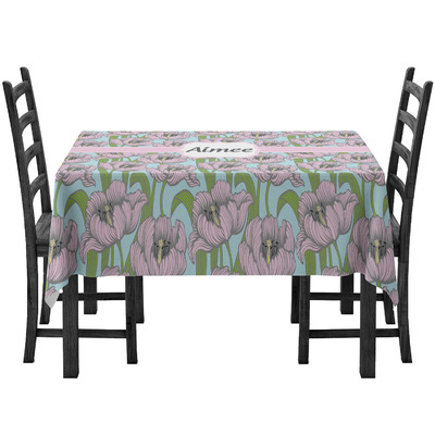 Wild Tulips Tablecloth (Personalized)