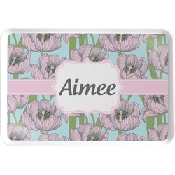 Wild Tulips Serving Tray (Personalized)