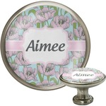 Wild Tulips Cabinet Knobs (Personalized)