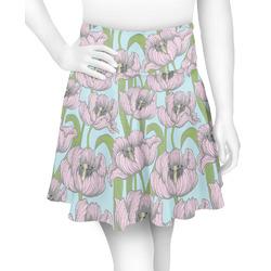 Wild Tulips Skater Skirt (Personalized)