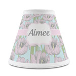 Wild Tulips Chandelier Lamp Shade (Personalized)