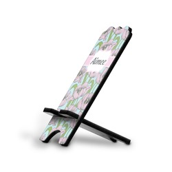 Wild Tulips Stylized Phone Stand (Personalized)