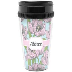 Wild Tulips Travel Mug (Personalized)