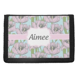 Wild Tulips Trifold Wallet (Personalized)