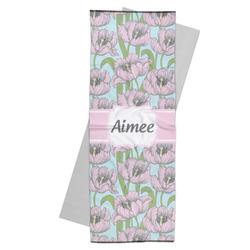 Wild Tulips Yoga Mat Towel (Personalized)