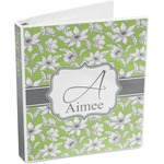 Wild Daisies 3-Ring Binder (Personalized)