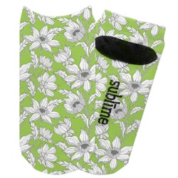 Wild Daisies Adult Ankle Socks (Personalized)