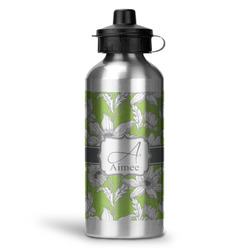 Wild Daisies Water Bottle - Aluminum - 20 oz (Personalized)