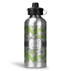 Wild Daisies Water Bottle - Aluminum - 20 oz (Personalized)