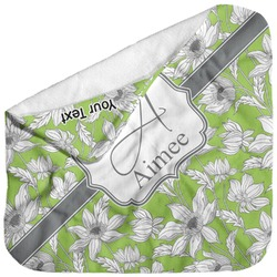 Wild Daisies Baby Hooded Towel (Personalized)