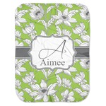 Wild Daisies Baby Swaddling Blanket (Personalized)
