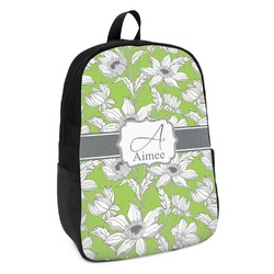 Wild Daisies Kids Backpack (Personalized)