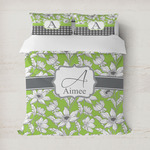 Wild Daisies Duvet Covers (Personalized)