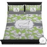 Wild Daisies Duvet Cover Set (Personalized)