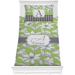 Wild Daisies Comforter Set - Twin (Personalized)