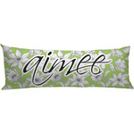 Wild Daisies Body Pillow Case (Personalized)
