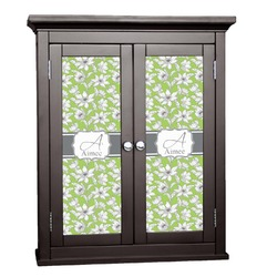 Wild Daisies Cabinet Decal - Custom Size (Personalized)