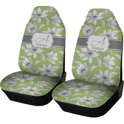 Wild Daisies Car Seat Covers (Set of Two) (Personalized)