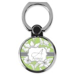 Wild Daisies Cell Phone Ring Stand & Holder (Personalized)
