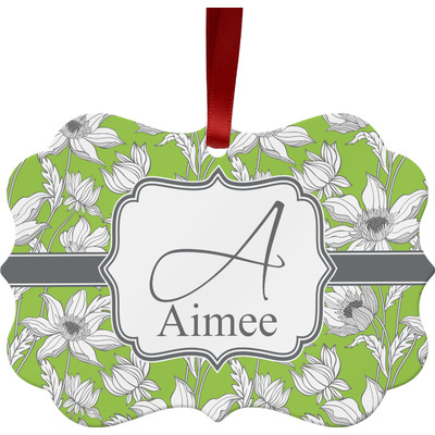 Wild Daisies Ornament (Personalized)