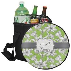 Wild Daisies Collapsible Cooler & Seat (Personalized)