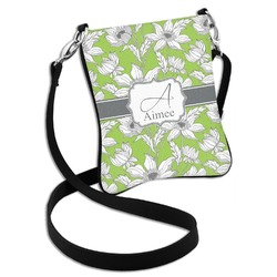 Wild Daisies Cross Body Bag - 2 Sizes (Personalized)