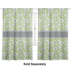 "Wild Daisies Curtains - 56""x80"" Panels - Lined (2 Panels Per Set) (Personalized)"
