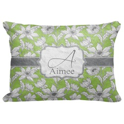 "Wild Daisies Decorative Baby Pillowcase - 16""x12"" (Personalized)"
