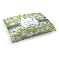 Wild Daisies Dog Bed (Personalized)
