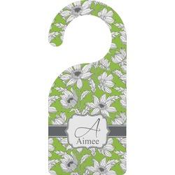 Wild Daisies Door Hanger (Personalized)