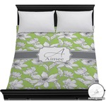 Wild Daisies Duvet Cover (Personalized)