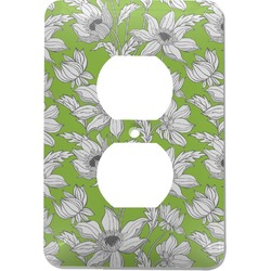Wild Daisies Electric Outlet Plate (Personalized)
