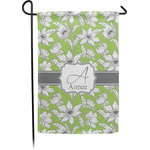 Wild Daisies Garden Flag - Single or Double Sided (Personalized)