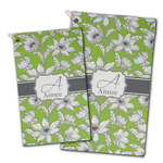 Wild Daisies Golf Towel - Full Print w/ Name and Initial