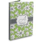 Wild Daisies Hardbound Journal (Personalized)