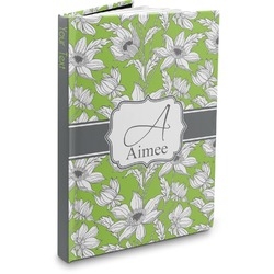 Wild Daisies Hardbound Journal (Personalized)