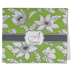 Wild Daisies Kitchen Towel - Full Print (Personalized)