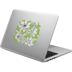 Wild Daisies Laptop Decal (Personalized)