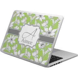 Wild Daisies Laptop Skin - Custom Sized (Personalized)