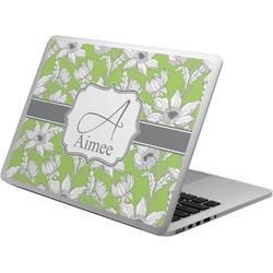 Wild Daisies Laptop Skin - Custom Sized (Personalized)
