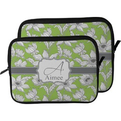 Wild Daisies Laptop Sleeve / Case (Personalized)