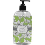 Wild Daisies Plastic Soap / Lotion Dispenser (Personalized)